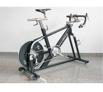Nouveau vélo : ergo cycle!