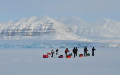 Retour sur une première expérience polaire en Arctique