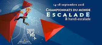 Escalade Bercy 2016