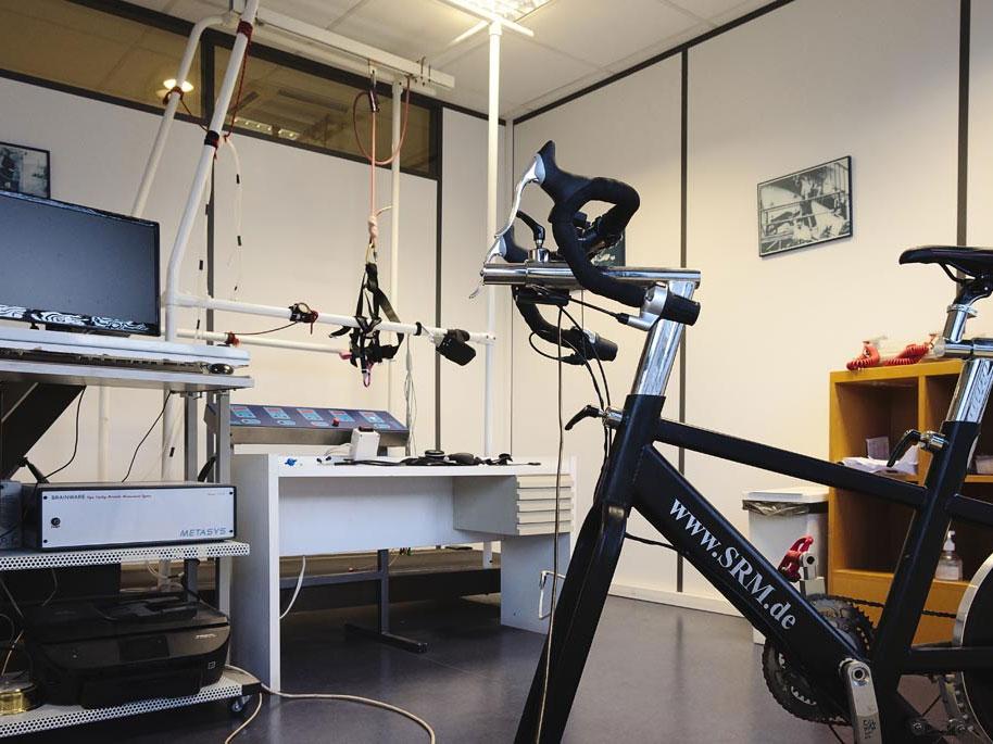 Centre de m decine du sport de lyon gerland cmslg - Test vo2max sur tapis roulant ...